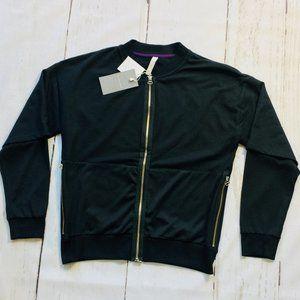 Zara • Oversized Full Zip Jacket